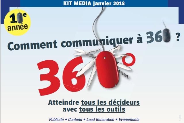 Couverture Kit Media