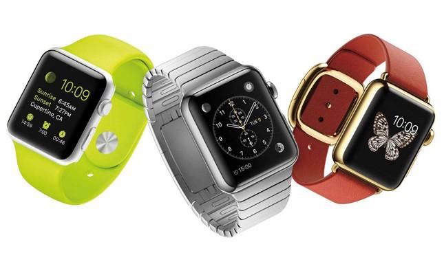 La montre d'Apple