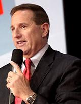Le PDG d'Oracle Mark Hurd