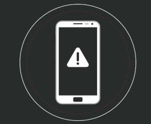 Mobile infecté par un malware