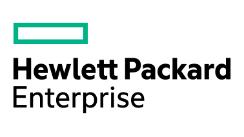 Nouveau logo Hewlett Packard Enterprise