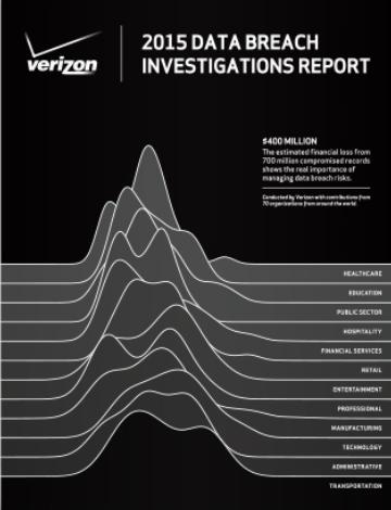 Data breach investigations report 2015