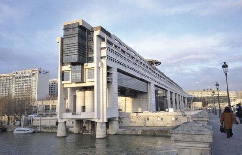 BERCY - Le Ministère des Finances (Paris)