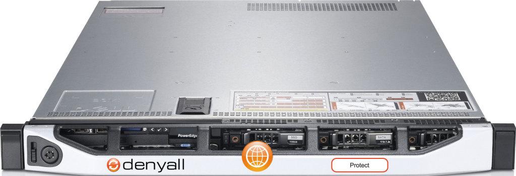 DenyAll met l'accent sur ses firewalls pour le web.