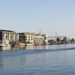 Quartier Confluence à Lyon