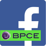 Logos Facebook et BPCE