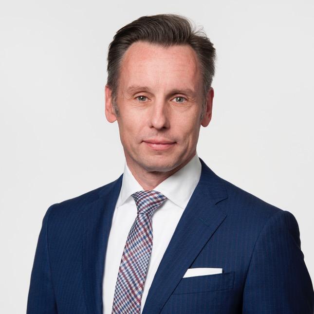 Andrew Elder, vice-président EMEA Intel Security