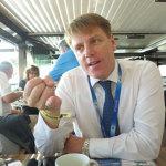 Mark Hugues,  directeur général de BT Security
