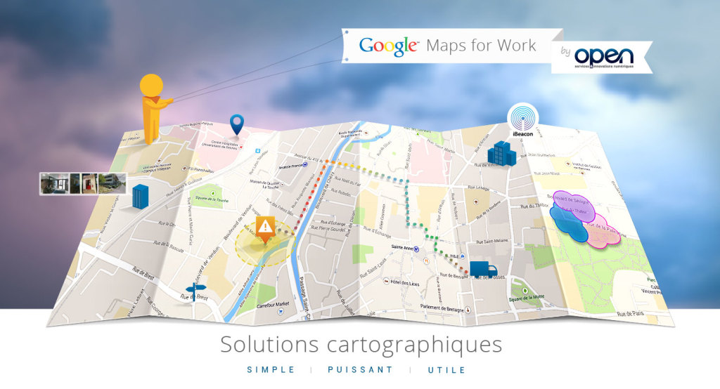 Consommation de carburant, distance, conditions de circulation... l'entreprise peut optimiser les itinéraires et les planifier rapidement.
