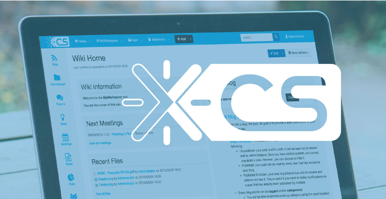 Xwiki Collaboration Suite