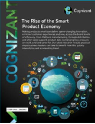 Couverture de l'étude Cognizant