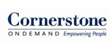Logo Cornerstone OnDemand