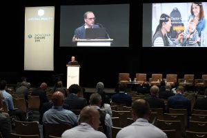 Matt Miszewski, vice-président de Digital Realty