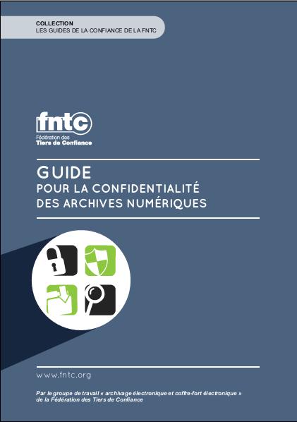 Guide sur l'archivage numérique de la FNTC