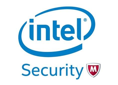 Logo Intel Security
