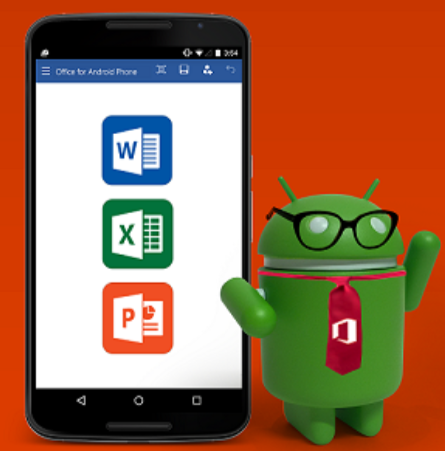 Office sous Android
