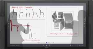 Partager et éditer à distance des contenus  avec Surface Hub