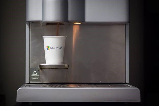 Microsoft licencie