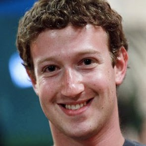 Mark Zuckerberg, patron de Facebook