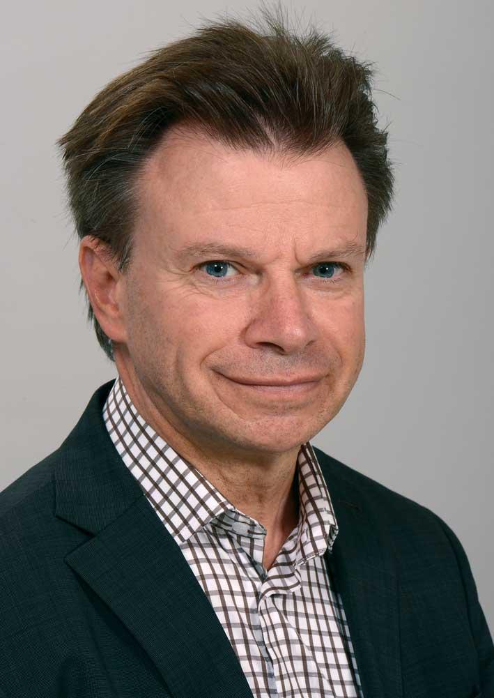 Alain Bouillé, RSSI