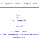Rapport Mettling