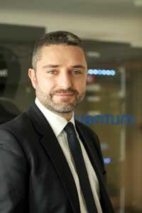 Stéphane Estevez, responsable marketing senior Quantum (EMEA)