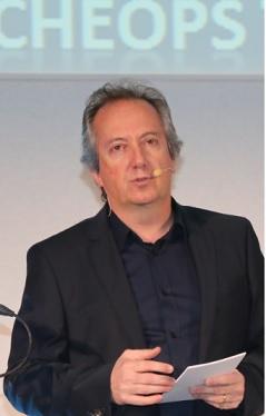 Nicolas Leroy-Fleuriot, Président de Cheops Technology