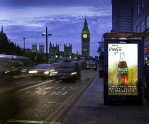 JCDecaux-UK-TfL-Big-Ben-with-Coca