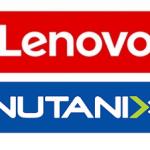Logo Lenovo et Nutanix