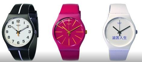 Swatch-paiment