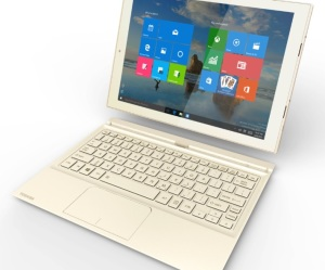 Toshiba a annoncé en Octobre 2015 le DynaPad