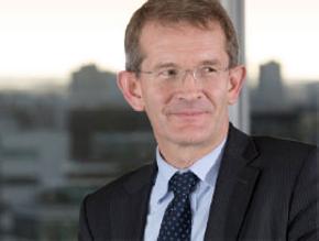 Vincent Souliac, directeur du département de la transformation numérique du Crédit Agricole d'Ile-de-France