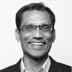 Rajiv Gupta portrait