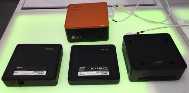 Acer Revo Build, les composants