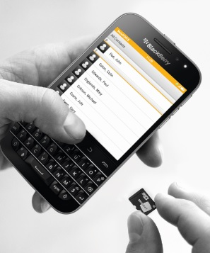 Blackberry Secusmart