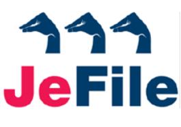 JeFile Logo