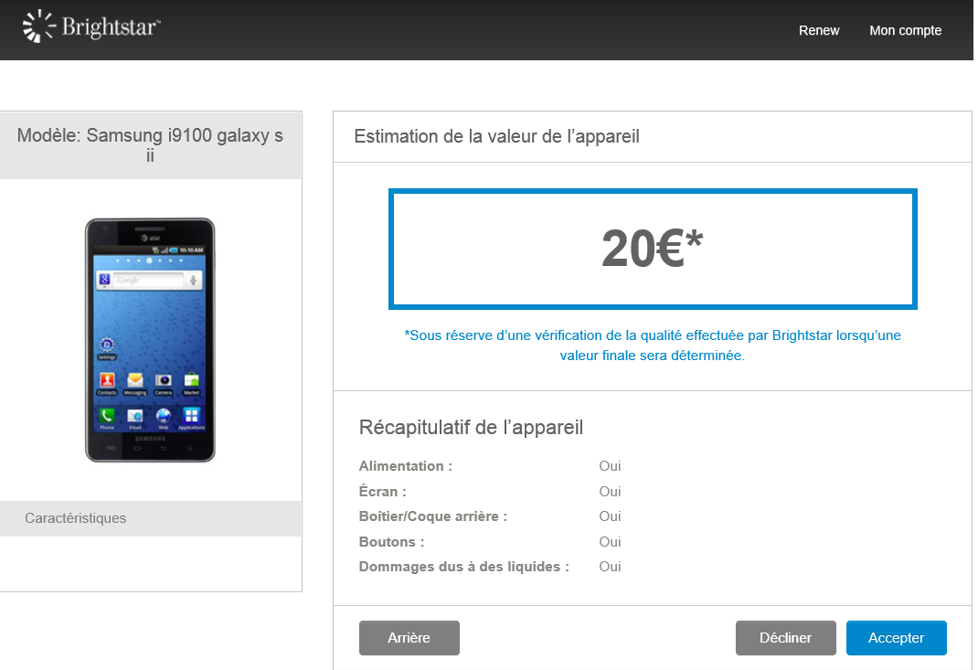 Prix Du Nouvel Iphone