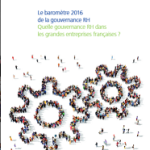 baromètre 2016 de la gouvernance RH