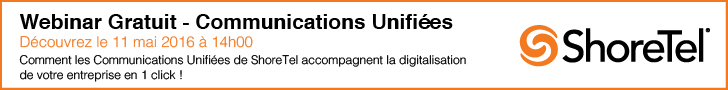 Shoretel_Webinaire Communications unifiées_leaderboard_V1