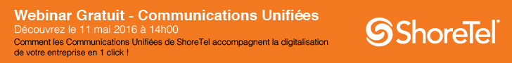 Shoretel_Webinaire Communications unifiées_leaderboard_V2
