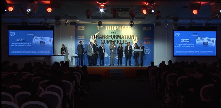 Trophées de la transformation numérique