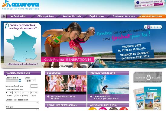 site Azureva