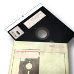 Un flopy disk