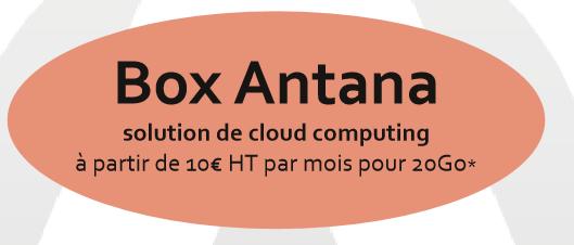 Box Antana