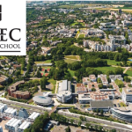 Essec - Le campus de Cergy Pontoise