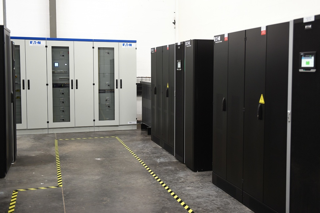 Webaxys data centre