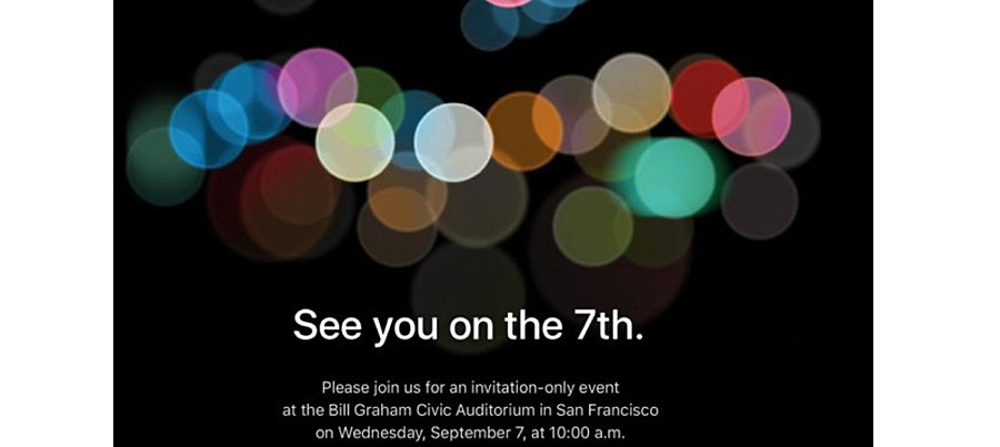 Invitation Apple