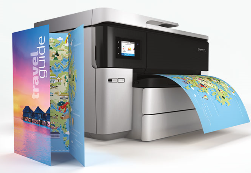 hp officejet pro 7740   impression  scan et copie jusqu u2019au format a3