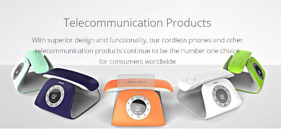 Téléphones VTech