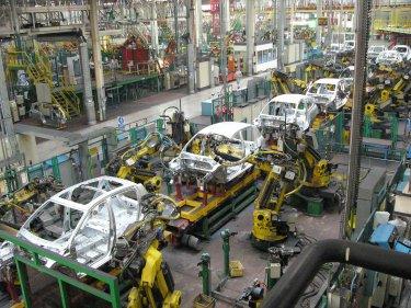 Fabrication Renault